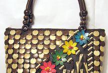 Fashion Handbag : Tote & Satchel