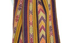 Back strap weaving / by Gail H