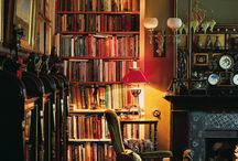 Books and Book Cases / by Nancy Roberts