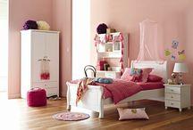 Imogen's bedroom