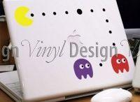 Retro Vibe Decals - Vinyl Design
