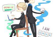 221B & Mr. Doctor