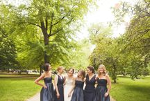 Navy Weddings / 2014 Trend: A collection of color inspiration featuring this year's trending hue: Navy!