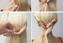 Hairstyles I wanna try