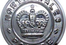 Police Force and Prison Service Insignia