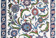 Çini Sanatı (Turkish Tiles)