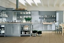 Dream kitchen ideas / by Cindy Amos