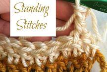Stitches - Crochet