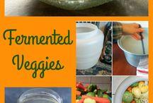 Vegan Fermenting / Vegan fermented food and drink