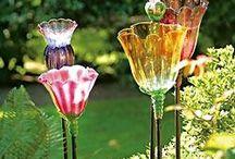 bloem glas