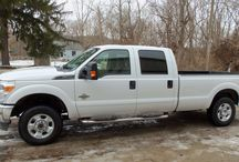 Used 2011 Ford F250  for Sale ($36,995) at West Harrison, IN /   Make:  Ford, Model:  F250, Year:  2011, Body Style:  Crew Cab Pickup, Exterior Color: White, Interior Color: Beige, Doors: Four Door, Vehicle Condition: Excellent,  Mileage:36,070 mi, Engine: 8 Cylinder,  Transmission: Automatic, Fuel: Diesel, Drivetrain: 4 wheel drive - rear.   Contact; 513-678-2250   Car Id (56749)