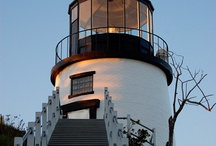 Lighthouses / Lighthouses ... And the light they share.