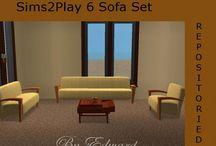 Colour Sims - Update - 27 June 2014 / Newest stuff...