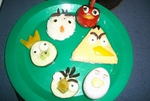 Angry Birds / by Ashley Whipple