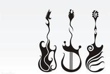 Guitar Tattoo