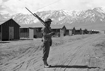 Japanese-Internment / Shameful-part-of-history / by Lenore Lowen
