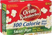 Healthier Snack Ideas / by Haley Bishop