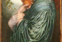 Rossetti Dante Gabriel / Arte Pittura