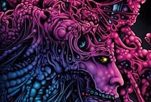 psycho graphics / by JPablo Matz