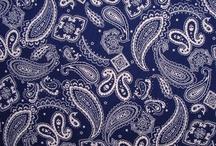Fabric - Blues