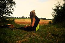 Yoga / Yoga and running anything to do with fitness.