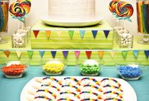 Combined b-day party ideas