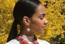 Fashion Bead / How beaded jewelry can look modern, fresh and fashionable.