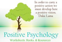 Therapy ideas: Positive Psychology