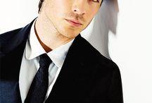 """Ian Sommerhalder ,,Damon"""" ♥♥"""