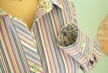 Рубашки. Варианты декора