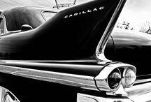 Retro Cars / by Pyper Trisler