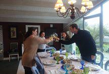 3/03/2015- Taller de cocina marinera en Meaño / Fotos del Taller de cocina marinera en Meaño