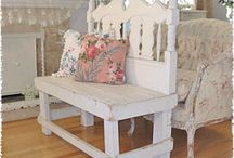 Shabby Chic-Debs Tearoom / by Debi Morrow