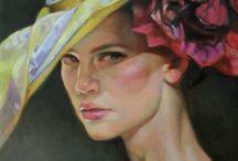 Portréty krásnych žien