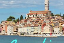 Croatia / Travelling through Croatia
