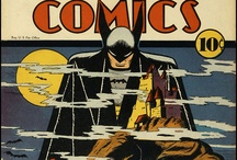 Spooky Batman Covers / Batman in the 1970s was becoming more of a horror comic than your regular superhero book.  Although this was a tradition started in the 30s which reappeared in the mid sixties, the 70s were where they really started pushing it.