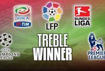 7 Klub Eropa Peraih Treble Winners / Istilah treble winners dalam dunia sepakbola adalah klub yang sukses meraih tiga gelar kejuaraan dalam satu musim, Senin (01/06/15). Pada musim ini, Barcelona dan Juventus berpeluang untuk meraih gelar tersebut. Ternyata ada beberapa klub yang pernah merasakan mengangkat tiga trofi sekaligus dalam satu musim, siapa sajakah mereka? Selengkapnya: http://bit.ly/1AJ03Wu