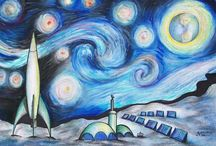 grade 7 visual art