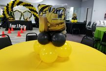 Construction Decoration Balloon