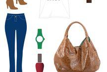 Outfit / Una borsa Mamì e il tuo outfit, un'amicizia per la moda!