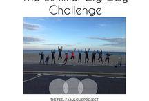 The summer zig zag challenge