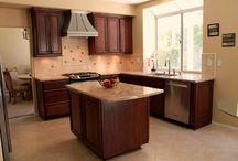 Santa Ana - Kitchen Cabinets / Inspirational Kitchen Designs By Mr Cabinet Care