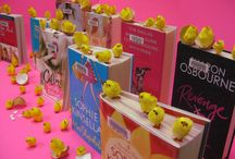 Library Displays Easter