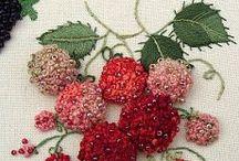 Embroidery - Stumpwork