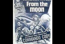 Movie Serials -- Radar Men From the Moon