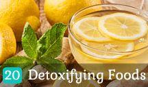 FOOD HEALING DETOX TIPS / by Tamara Gold