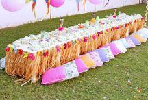 Hula Birthday Party