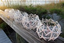 Beach Crafts / by Hope Halfacre-Bryant