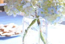 Blomster/oppsett