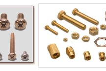 India Brass Components / We are one of the largest producers of Brass Screws, Brass Anchors, Brass Nuts, Brass bolts and Brass terminals from Jamnagar India. We have our own Brass extrusion plant admeasuring 120000 sq ft which offers high quality Brass raw material which helps us to produce high end Brass inserts , Brass Neutral links, Brass Sanitary fittings, Brass connectors, Brass Inserts, Brass PPR fittings, Brass anchor fasteners etc